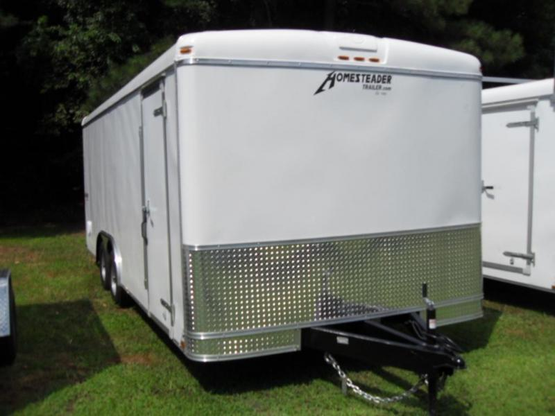 2019 Homesteader 820CT Enclosed Cargo Trailer