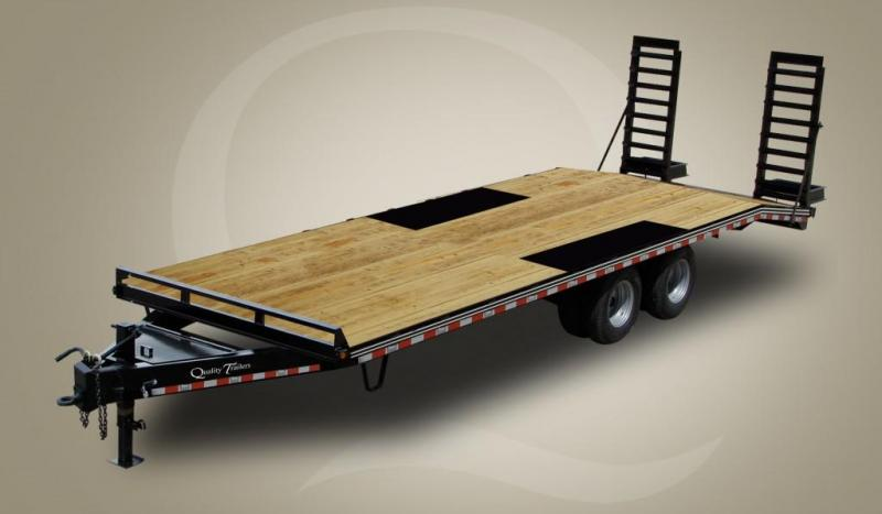 2019 Quality Trailers HP25-PROTD Equipment Trailer