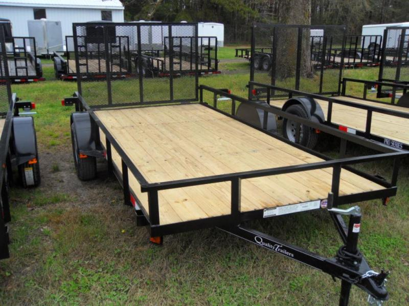 2019 Quality Trailers 6X14 Gen Series Utility Trailer