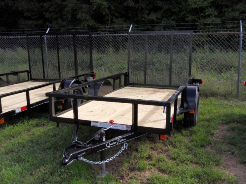 2019 Quality Trailers 5X10 Pro Series Utility Trailer