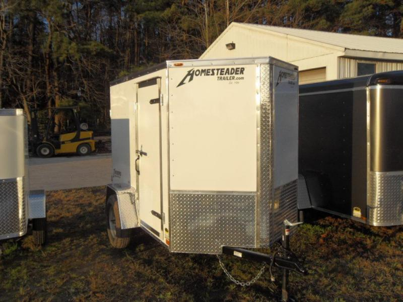 2019 Homesteader 508IS Enclosed Cargo Trailer