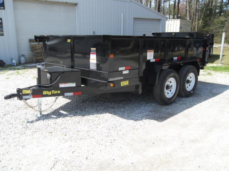 2016 Big Tex Trailers 6'11
