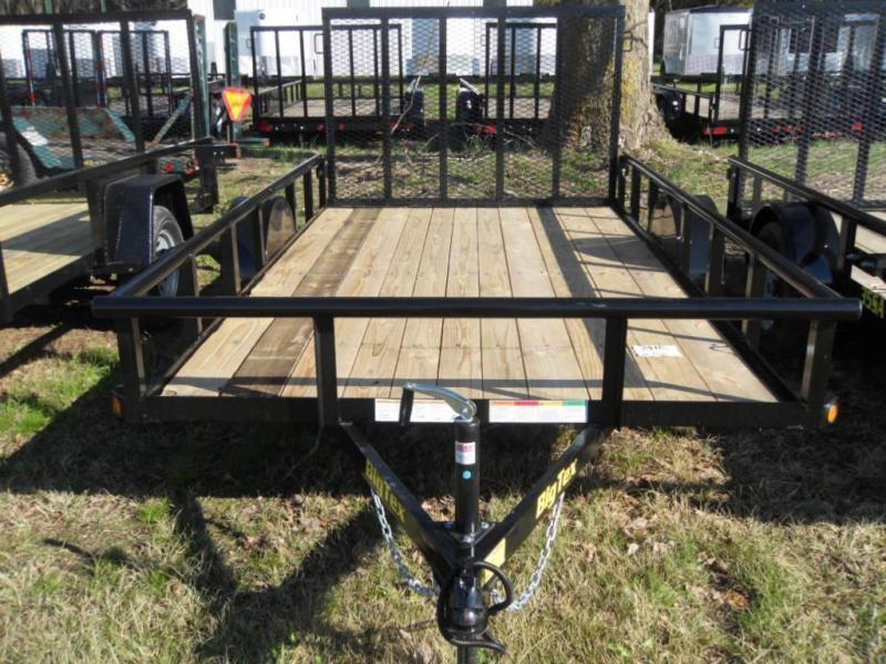 2020 Big Tex Trailers 6-4 X 12 35SA-12 Utility Trailer