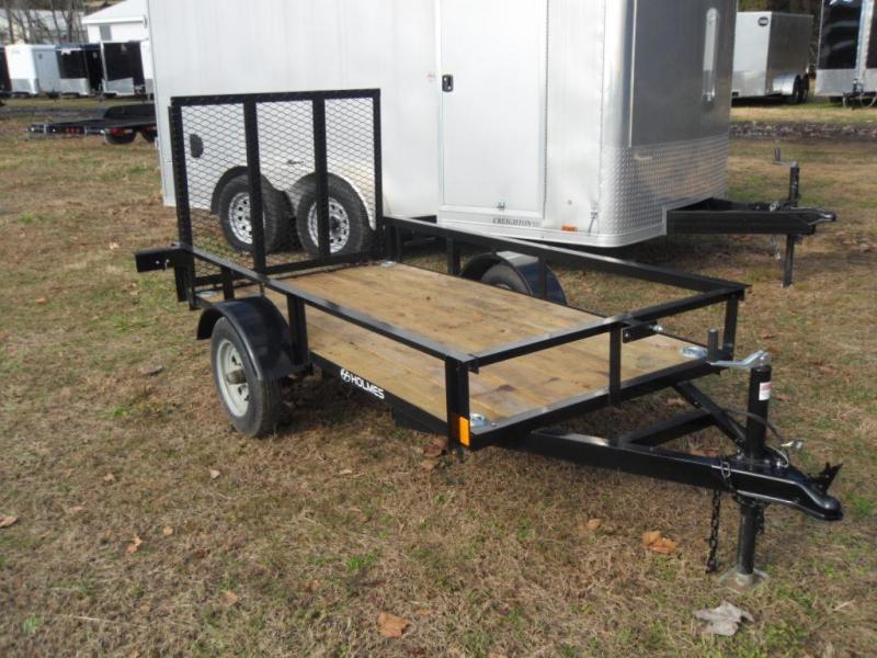 2018 Holmes R4X8R-2K Utility Trailer