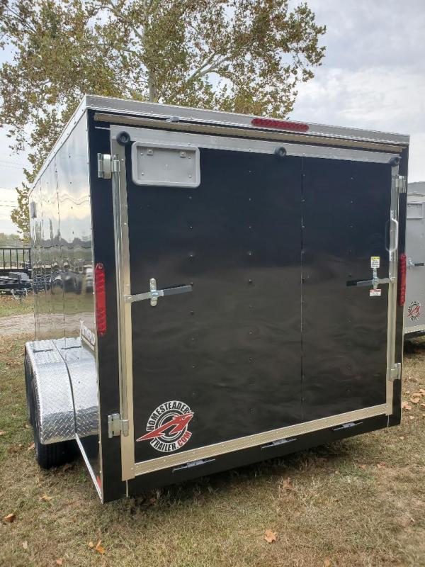 2020 Homesteader 714IT Enclosed Cargo Trailer