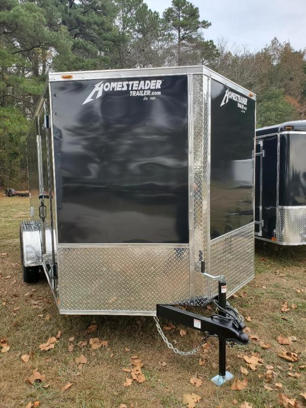 2020 Homesteader 714IT Enclosed Cargo Trailer