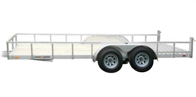 2019 Sport Haven AUT 716T Utility Trailer
