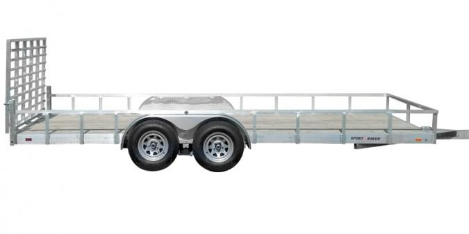 2019 Sport Haven AUT 720T Utility Trailer