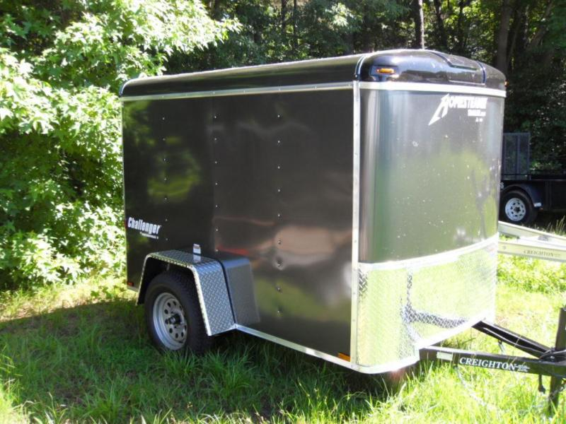2019 Homesteader Inc. 508CS Enclosed Cargo Trailer