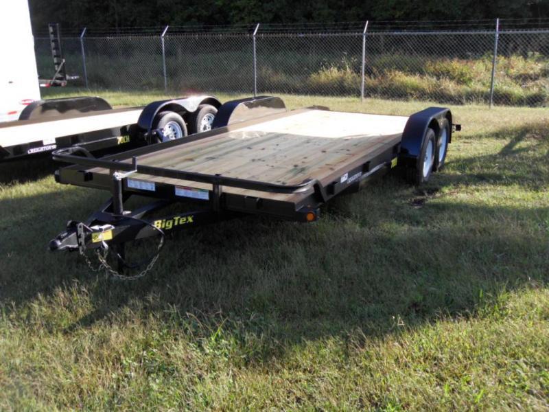 2020 Big Tex Trailers 70CH-18 Car / Racing Trailer