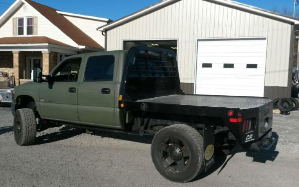 CM Truck Bed SS Model $2500.00 to $3200.00