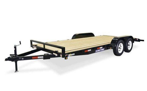 Sure Trac 7X20 10K  Car Hauler