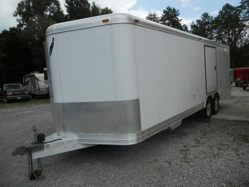 2009 Featherlite 4926 24'  Car Hauler / Racing Trailer