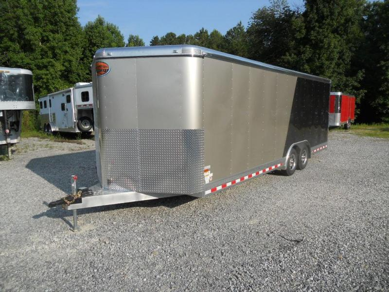 2015 Sundowner Trailers Sunlite 26 Bumper Hitch Car Hauler Car / Racing Trailer