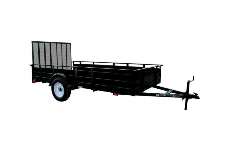 2016 Carry-On 5.5' x 12' Utility Trailer