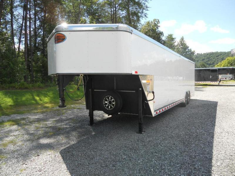 2015 Sundowner Trailers Sunlite 28 Gooseneck Car Hauler Car / Racing Trailer
