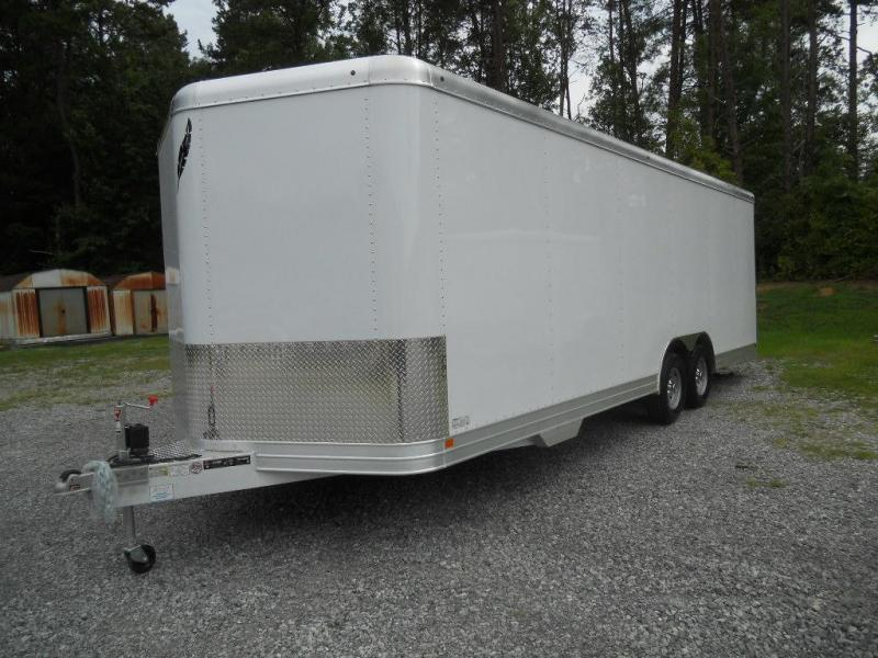 2016 Featherlite 4926 24' Car Hauler / Racing Trailer