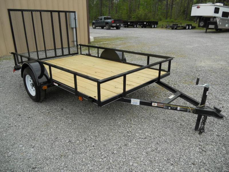 2016 Carry-On 5' x10' Utility Trailer