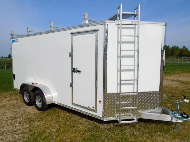 2018 CargoPro Trailers C7X16S 7x16 Ultimate Contractor Utility Trailer