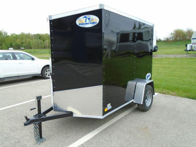 2020 Great Lakes Trailers GLEFTW58SA35-S ERIE 5X8 SD Enclosed Cargo Trailer