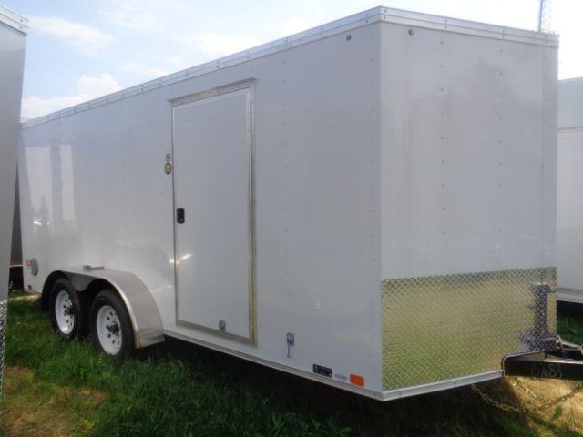 2019 United Trailers XLV-716TA35-8.5-S V-NOSE/RAMP DOOR Other Trailer