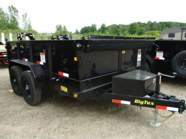 2019 Big Tex Trailers 10SR-12XLBK7SIR 83X12 10K DUMP Other Trailer
