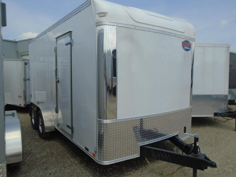 2019 United Trailers UXT-716TA35-8.5 Ramp Door Enclosed Cargo Trailer