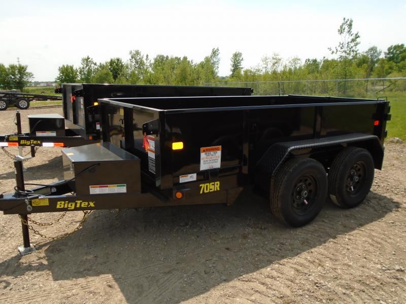 2019 Big Tex 60x10 Dump Trailer