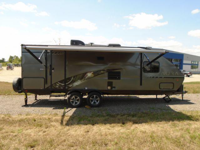 2019 Travel Lite AURA-A-27BHK Bunkhouse Camping / RV Trailer