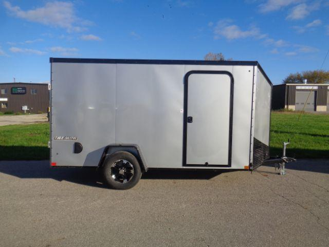 2019 Other ITB612SA Slant V-Nose/Ramp Door Enclosed Cargo Trailer