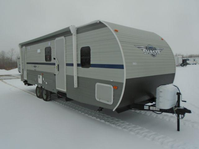 2019 SHASTA SST26DB TRAVEL TRAILER Camping / RV Trailer