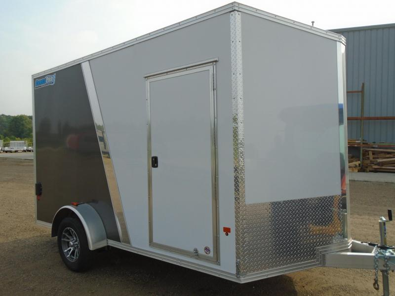2018 CargoPro Trailers C7X12SSA 7x12 Extra Height Utility Trailer