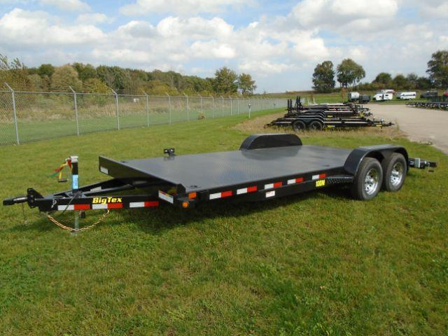 2019 Big Tex Trailers 10DM-20BK 20 FT EQ Other Trailer