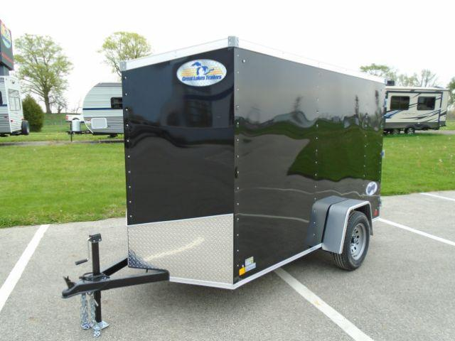 2020 Other GLEFTW510SA35-S V-NOSE/SWING DOOR Enclosed Cargo Trailer