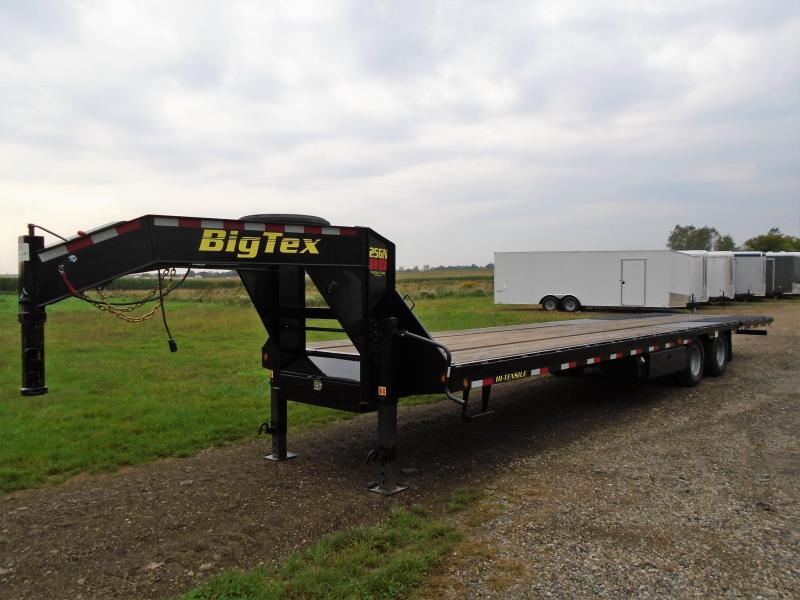 2018 Big Tex Trailers 25GN-35-HDTS Gooseneck HYD *
