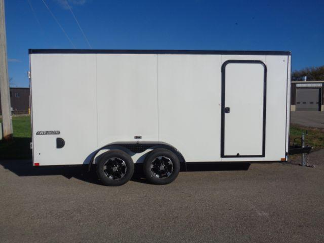 2019 Other ITB716TA2 Slant V-Nose/Ramp Door/+6In Extra Height Enclosed Cargo Trailer