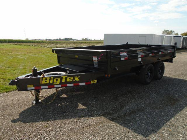 2019 Big Tex Trailers 14OD-14 DUMP Other Trailer