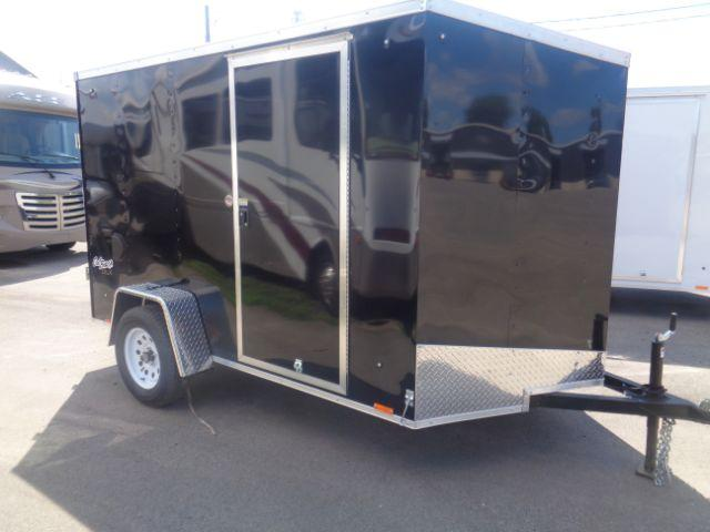 2019 Pace American OB6X10SI2 V-NOSE/RAMP DOOR Enclosed Cargo Trailer