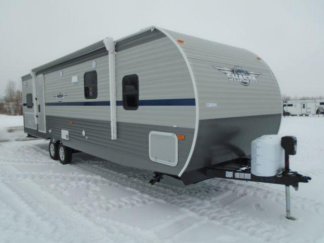 2019 SHASTA SST28BH TRAVEL TRAILER/BUNKHOUSE Camping / RV Trailer