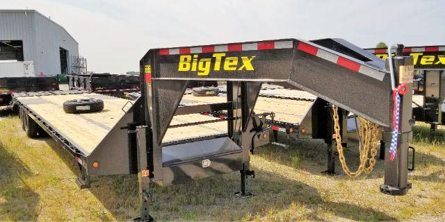 2019 Big Tex Trailers 22GN-30BK+5MR GOOSENECK Other Trailer