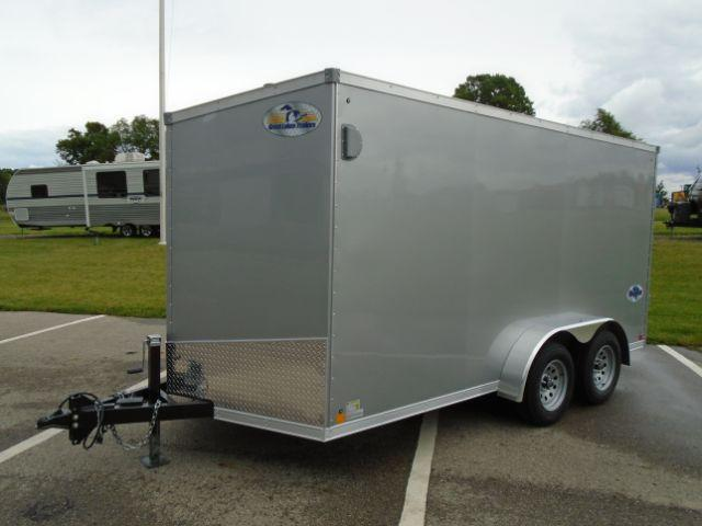 2020 Other GLHFTW714TA35-S Huron 7x14 RD/SD Enclosed Cargo Trailer