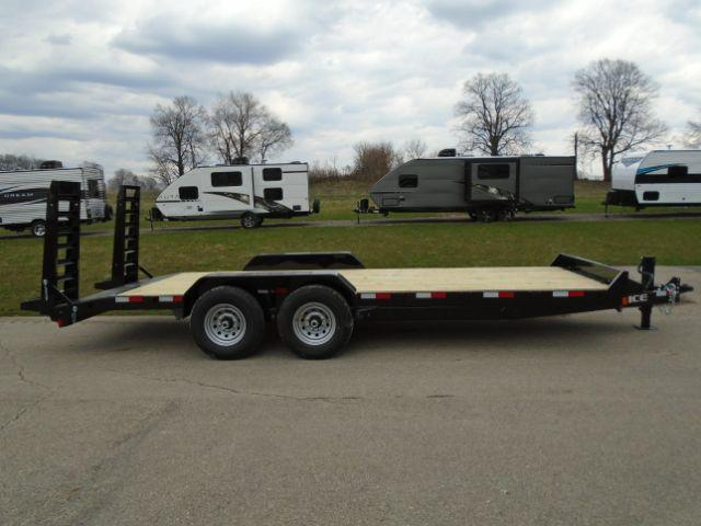 2019 Rice FMEHR8220 7X20 14K EQUIPMENT TRAILER Other Trailer