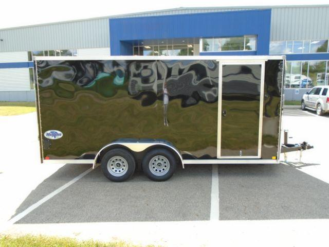 2020 Great Lakes Trailers GLHFTW716TA35-S Huron 7x16 RD/SD Enclosed Cargo Trailer