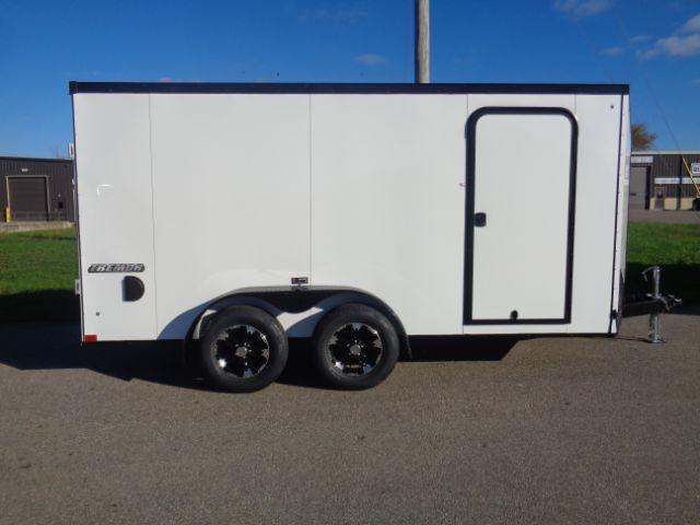 2019 Other ITB714TA2 Slant V-Nose/Ramp Door Enclosed Cargo Trailer