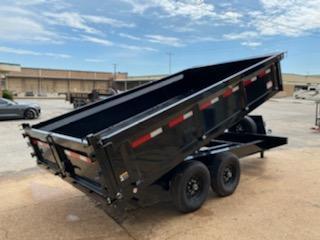 2020 MAXXD D9X Deckover Dump Trailer