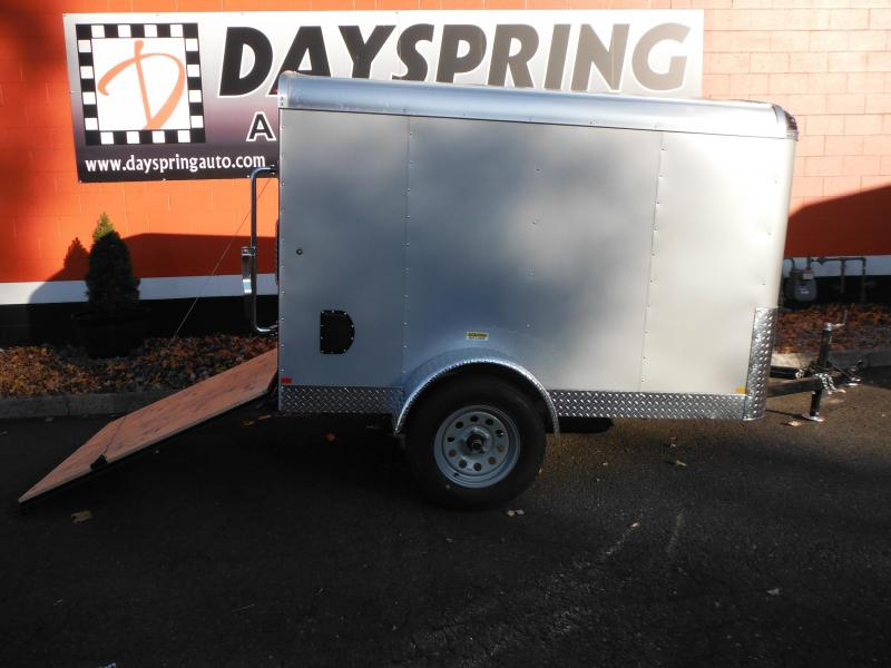 2018 Mirage Trailers MXL58SA Enclosed Cargo Trailer