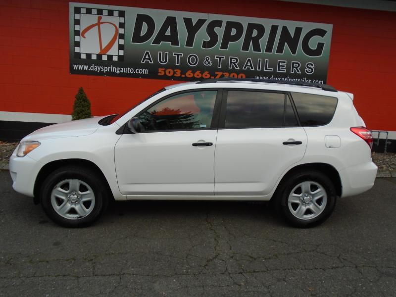 2012 Toyota RAV4 4X4 SUV