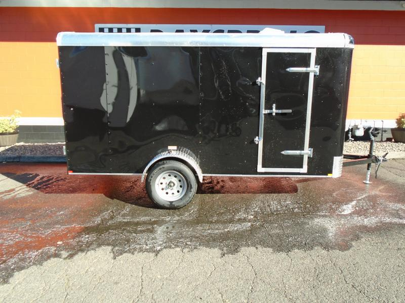 2019 Mirage Trailers MXPO612SA2 Enclosed Cargo Trailer
