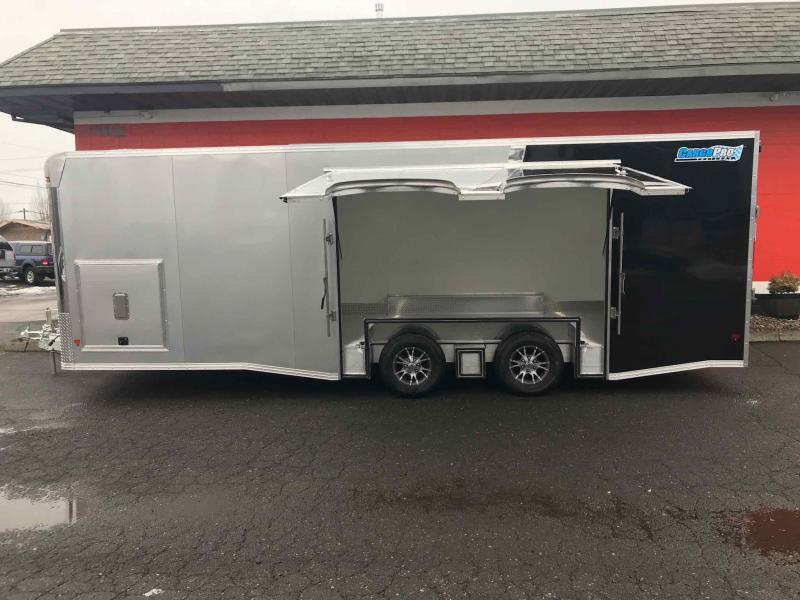2018 CargoPro Trailers C8.5X24CH-LM Car / Racing Trailer