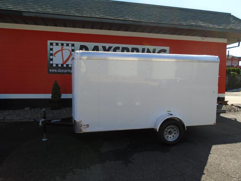 2019 Mirage Trailers MXPO612SA2 Enclosed Cargo Trailer
